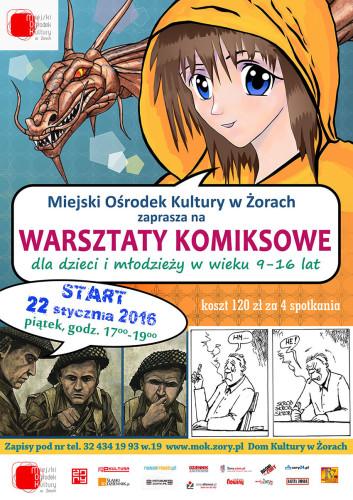 plakat MOK 2016