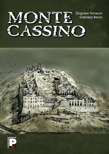 Monte Cassino 3 okładka
